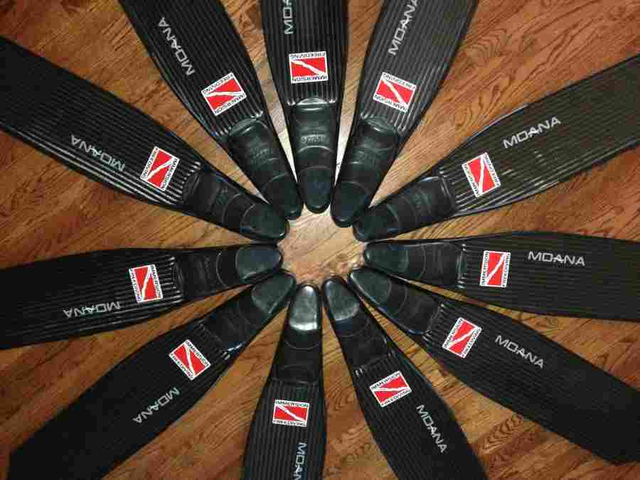 Why Are Freediving Fins So Long? (why long fins could save ...